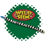Wild Side Zebra Print Big Squirt!