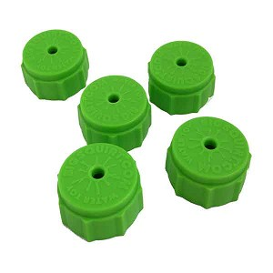 5 Pack - Green Fill Adapter