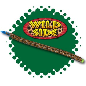 Wild Side Snake Print Big Squirt!